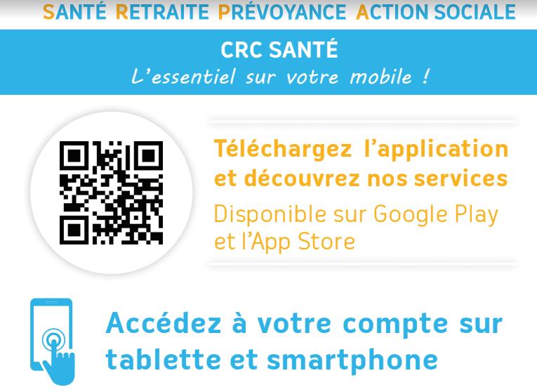 crc-sante-mobile-application